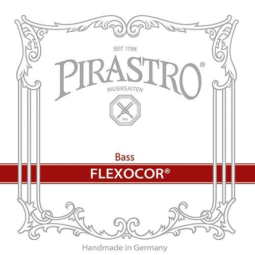Pirastro Flexocor 5/4 Kontrabass D Saite Orchester