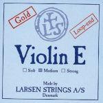 Larsen Violine E Gold Saite